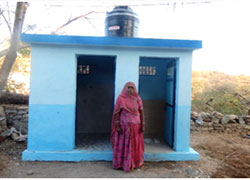 Sanitation Work By SRME in Rural Area of Rajasthan Under Swacch Bharat Abhiyan